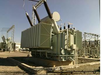 我国大型节能卷铁心牵引变压器研制在国际上又上新台阶