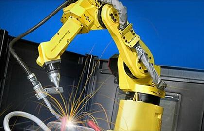 焊接机器人的编程技巧