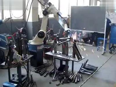焊接机器人应用中存在的问题和解决措施