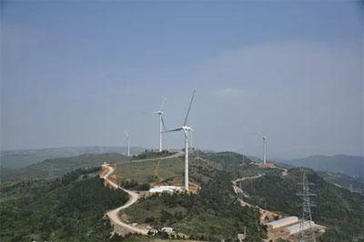 风力发电场道路设计标准