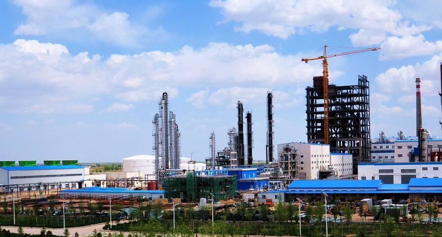 煤化工企业废水处理除臭技术