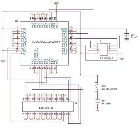 低功耗嵌入式系统的设计考量:设计实例及功耗性能权衡
