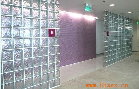 玻璃砖的分类及特点