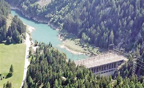 瑞士空中水电站的秘密