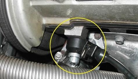 汽车爆震传感器