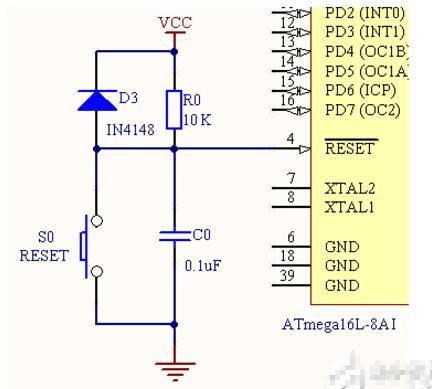 AVR单片机硬件电路设计方法详解