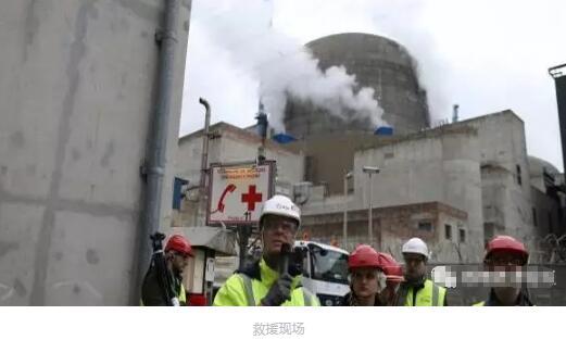 法国核电爆炸(图)