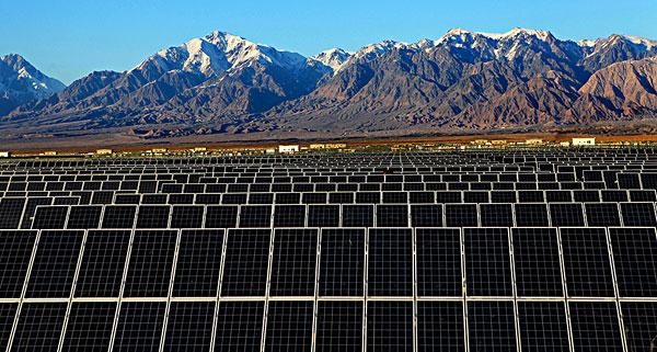 太阳能光伏发电技术的原理及产品应用