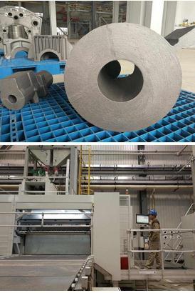 四川共享铸造公司:将3D打印技术运用于铸造产业化领域