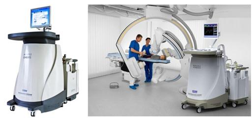 高低温复式肿瘤微创治疗设备的技术优势