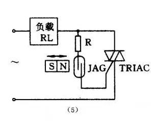 双向晶闸管的构造原理、检测方法
