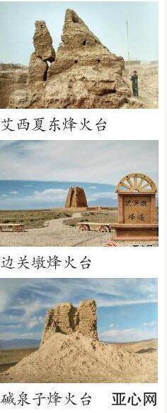 """借助遥感考古的技术,""""复原""""新疆古长城"""
