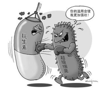 遏制细菌耐药加强抗菌药物临床应用管理