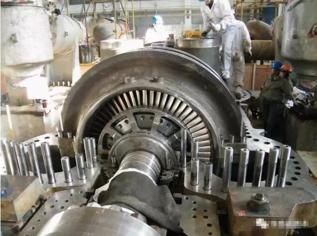 电涡流传感器在大型旋转机械中的应用