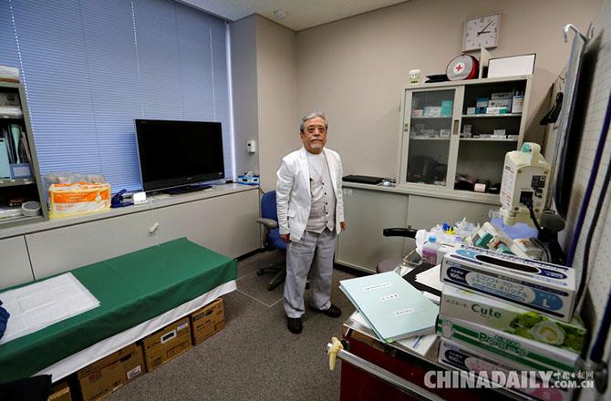 图片故事:福岛核事故六年后 回家之路依旧艰难