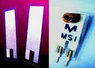 压电式传感器的应用