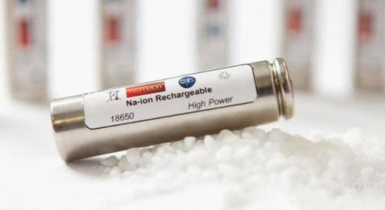 现让钠离子电池寿命可媲美锂电池的新型材料