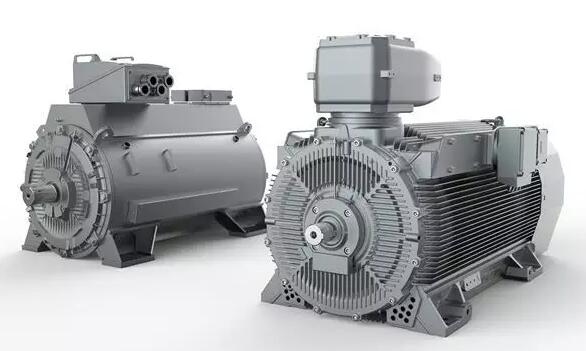 西门子发布创新设计理念的Simotics HV C高压电机