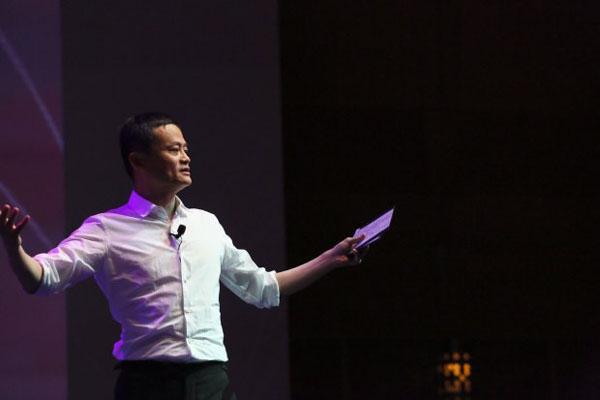 互联网大咖:马云环球转型论坛压轴演讲全文