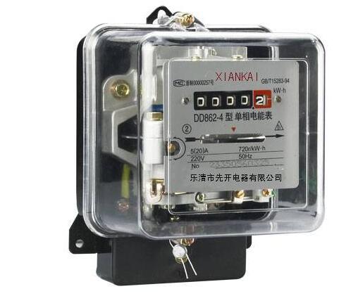 教你认识你家的电表及怎么计算电费