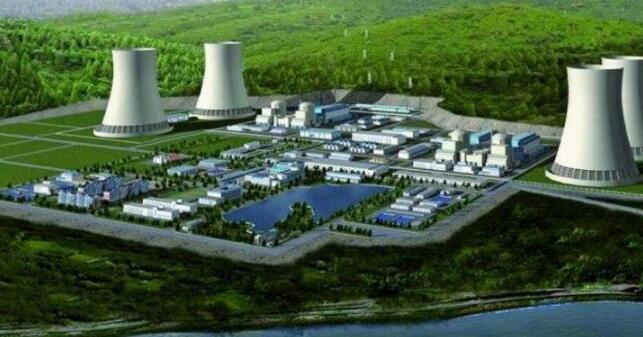 """""""华龙一号""""第三代百万千瓦级压水堆核电技术走向世界"""