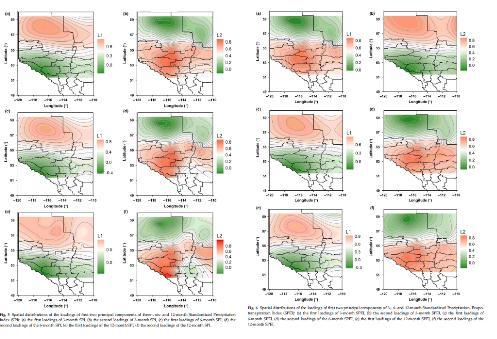 由气候变暖导致森林衰退的原因