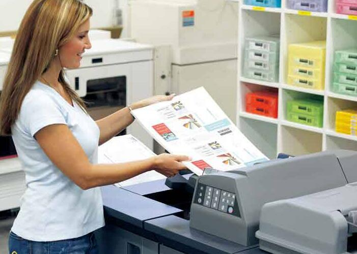 数码印刷印后加工过程中的注意事项