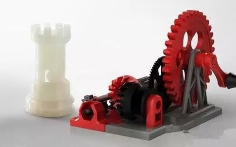 3D打印匹配终端制造业