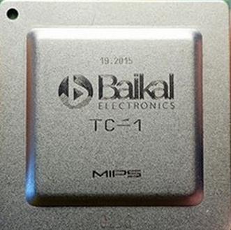 贝加尔-T1芯片的集成与性能
