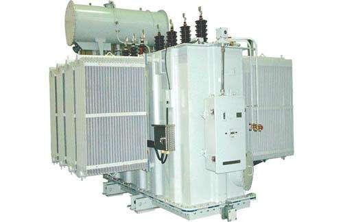 电力变压器中的扫频响应测试