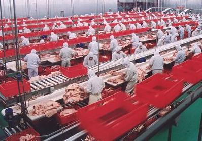 肉制品车间卫生微生物控制方案