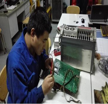 电工电路仪器仪表装调工岗位职责