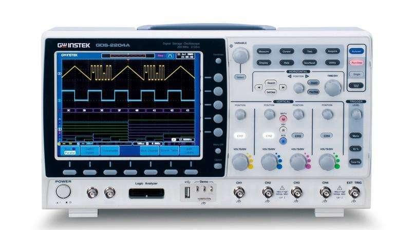电工设备的示波器的知识