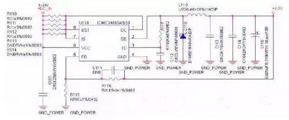 电路为什么会出现电感啸现象