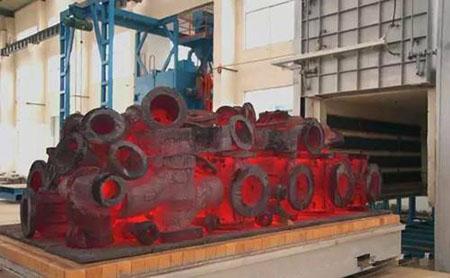 讲讲铸铁热处理技术的应用情况!