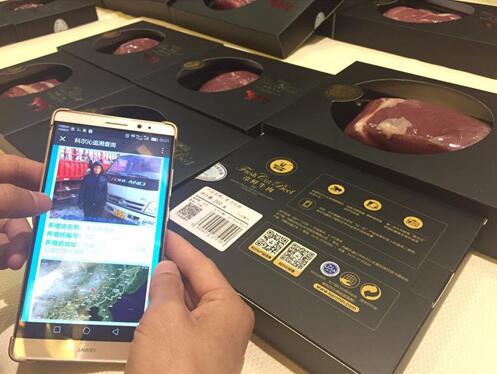 """""""互联网+现代农业技术:京东生鲜携手科尔沁共同打造""""中国好牛肉"""""""