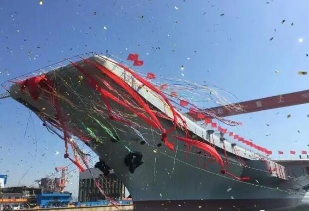 中国首艘国产航母下水:雷达、指挥、数据链都能实现国产化吗