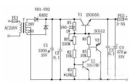 电路详解之稳压电源