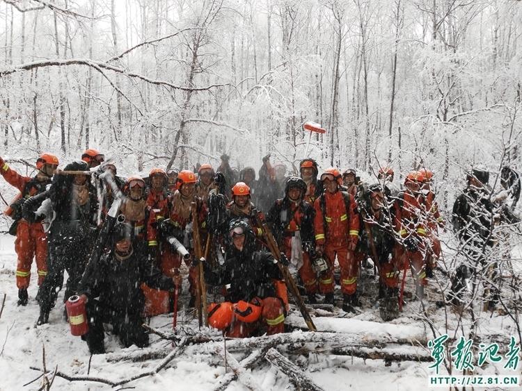 内蒙古大兴安岭毕拉河特大森林火灾最新消息:全面告捷 降大暴雪