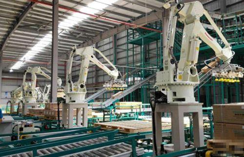> 工业机械制造