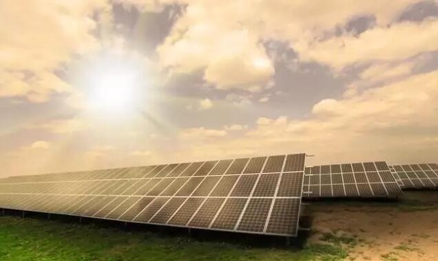 太阳能电池的基本工作原理
