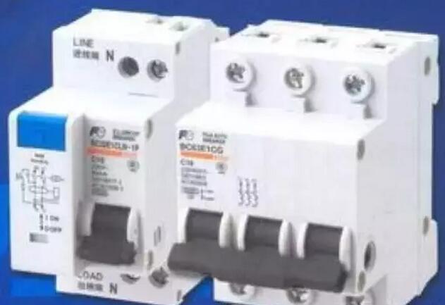 常用低压电器介绍和用途