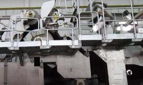 造纸机夹网成形要具备哪些条件?有哪些特点?