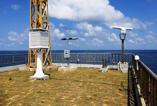 东瓯海洋综合观测平台辐射范围、作用