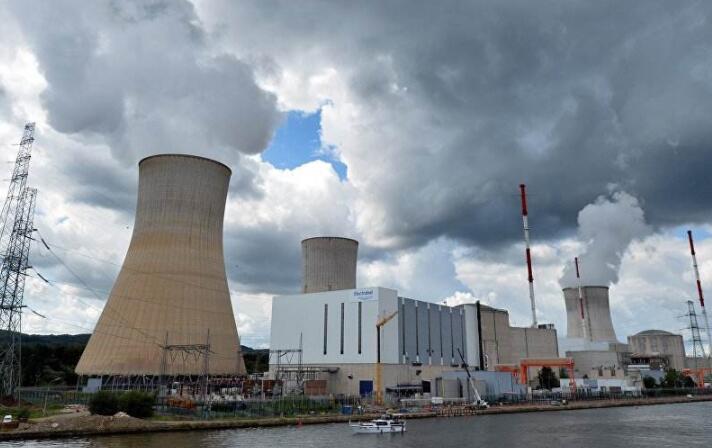 比利时蒂昂日2号和杜尔3号核电站检测出细微裂纹引邻国担忧
