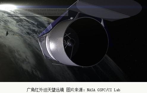 NASA经理人正试法控制WFIRST的成本