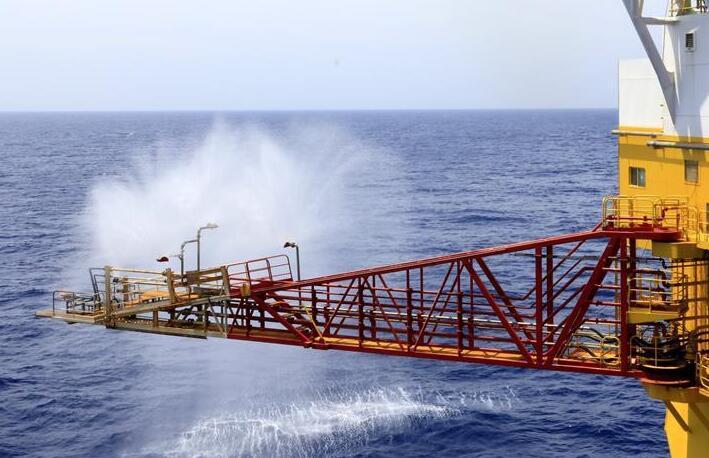 我国南海可燃冰试采6周23万立方米刷新记录