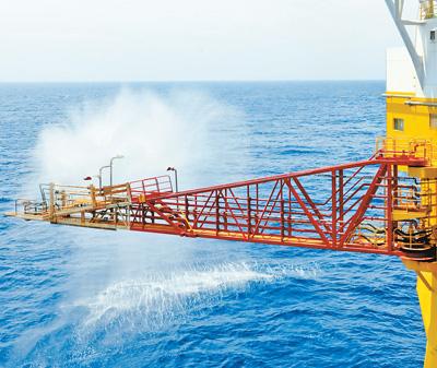 南海神狐海域天然气水合物连续试采42天