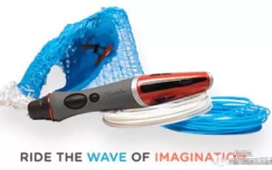 Scribbler推出世界上第一款双喷嘴3D打印笔