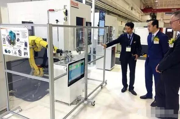 山崎马扎克在新加坡增开3D打印中心将使用智能工厂技术